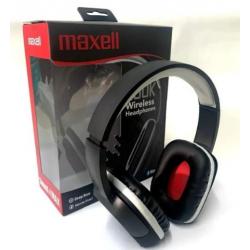 Auriculares Bluetooth BT300 HOOK negro Maxell