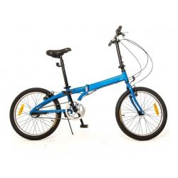 Bicicleta Plegable aluminio rodado 20 3v GCFA20VN030U Philco