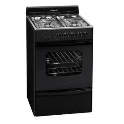 Cocina 4 horn - Grafito-horno c/luz-encend-multigas 13331GF
