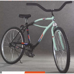 Bicicleta Rod 26 PLAYERA c/pedal cod 129