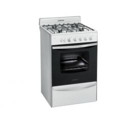 Cocina 4 Hllas-Blanca-Horno c/luz-encend - multigas 13331BF Longvie
