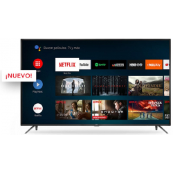 """Tv Smart Led 50"""" 4K RCA X50ANDTV Android"""