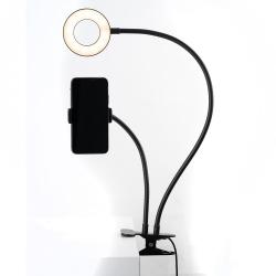 Soporte Luz Led RingLight para Smartphones Targa