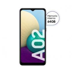 Celular Samsung A02 64GB Black SM-A022MZKY