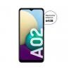 Celular Samsung A02 3GB/64GB Black SM-A022MZKY