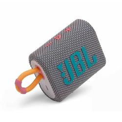 Parlante Bluetooth GO 3 GRIS