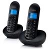 Telefono inalambrico Twin Noblex NDT4000TW