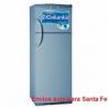 Heladera con Freezer 310Litros Ciclica HTP 2334 Columbia Plata